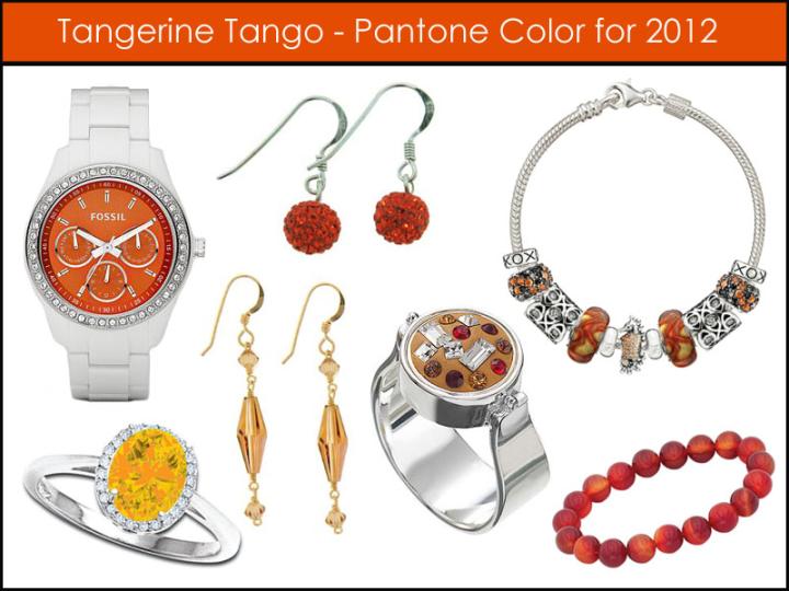 Tangerine Tango – Pantone Color for2012