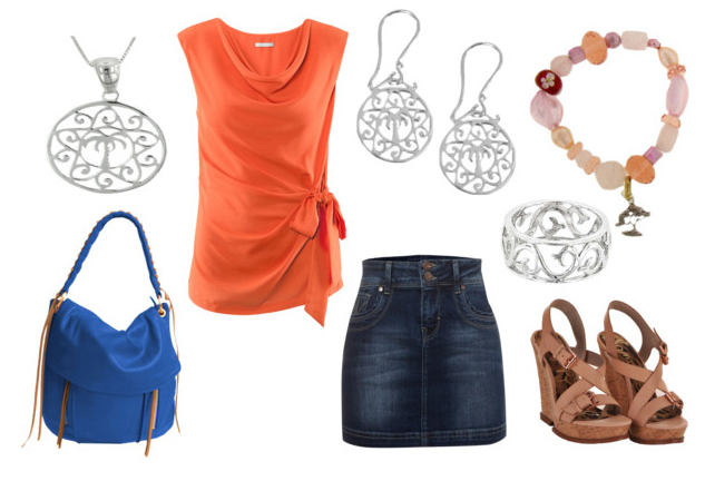 Outfit and Jewelry Ideas forSpring!