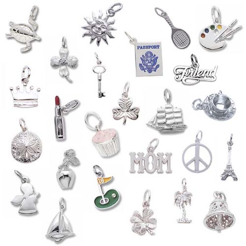 Ophelia S Adornments Blog May 2012: The History Of Charms And Charm Bracelets
