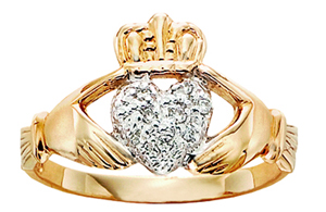 The Irish Claddagh – What is it and what does itmean?
