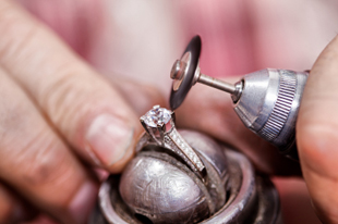 We offer Full Service Jewelry Repair on site!