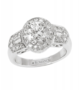 Romance Diamond Rings