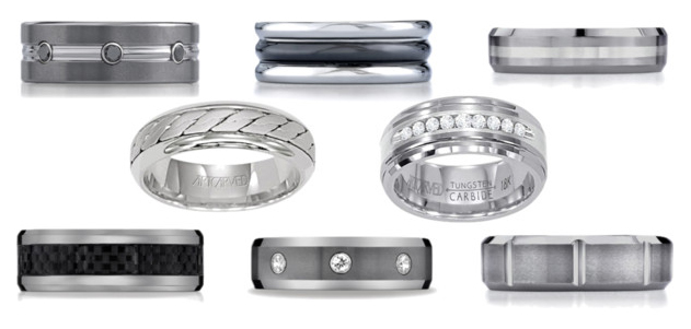 About Tungsten CarbideJewelry