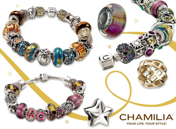 Chamilia ~ Your life, your style.