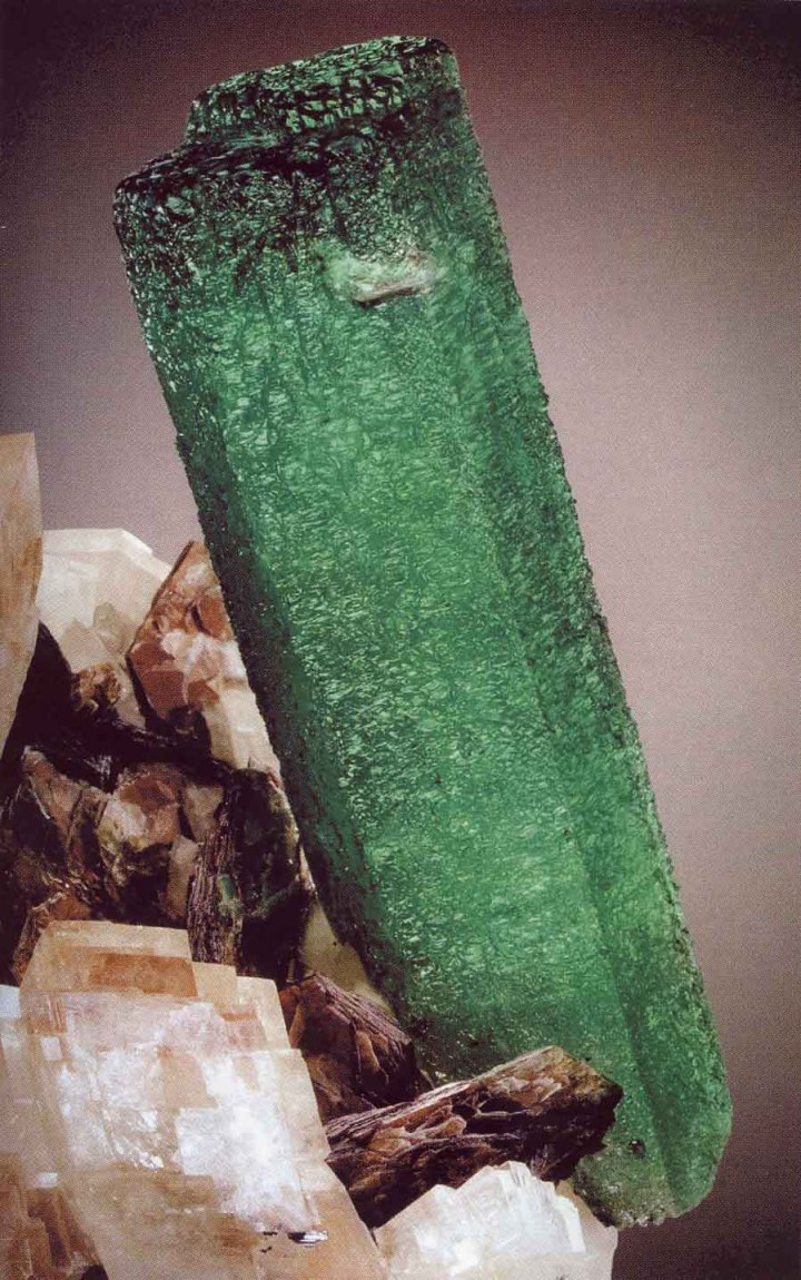 Some of the World's Largest Emeralds were discovered in NC
