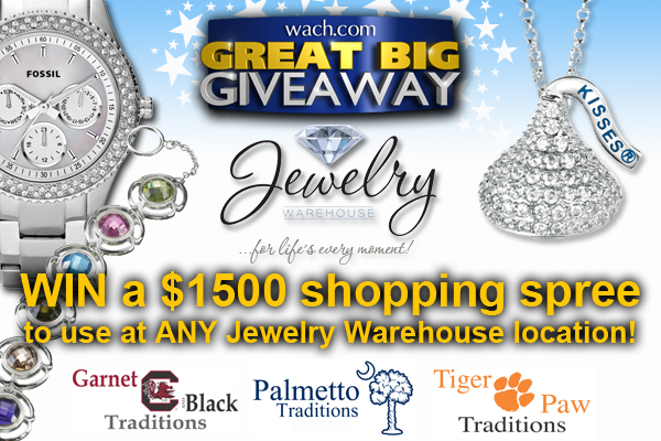 win 1500 in the great big giveaway jewelry warehouse blog