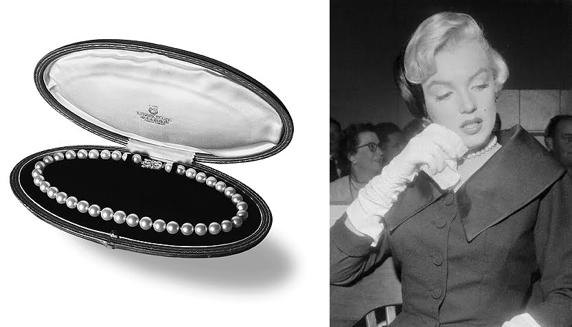 Marilyn Monroes Jewelry Satterfields Jewelry Warehouse Blog
