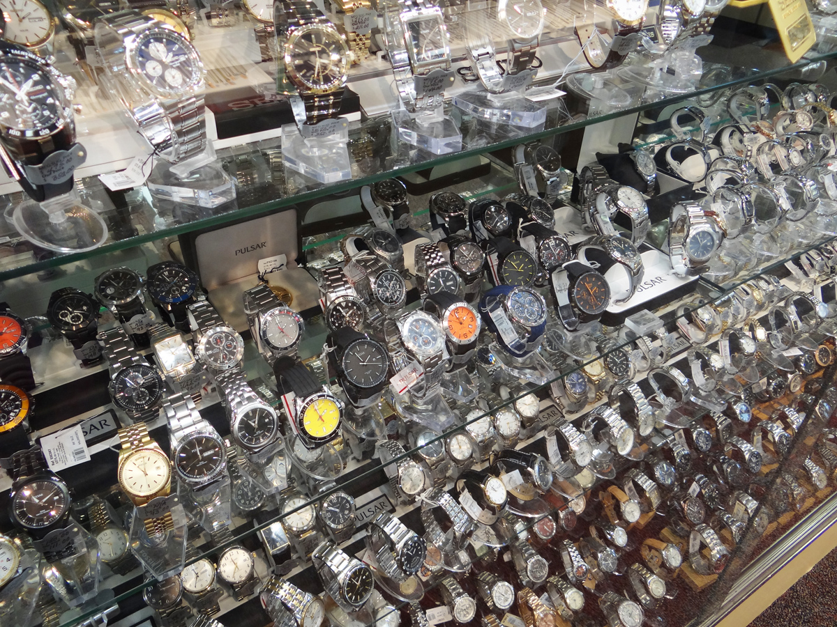 collection watch Huge