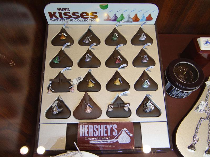 Employee pick hersheys kiss satterfields jewelry warehouse blog few mozeypictures Choice Image