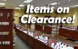 Items on Clearance!