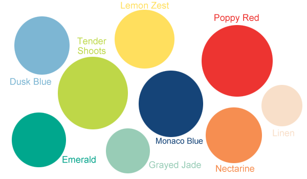 Pantone S Color Choices For Spring Satterfield 39 S Jewelry