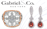 All Gabriel and Co. Jewelry on Sale!