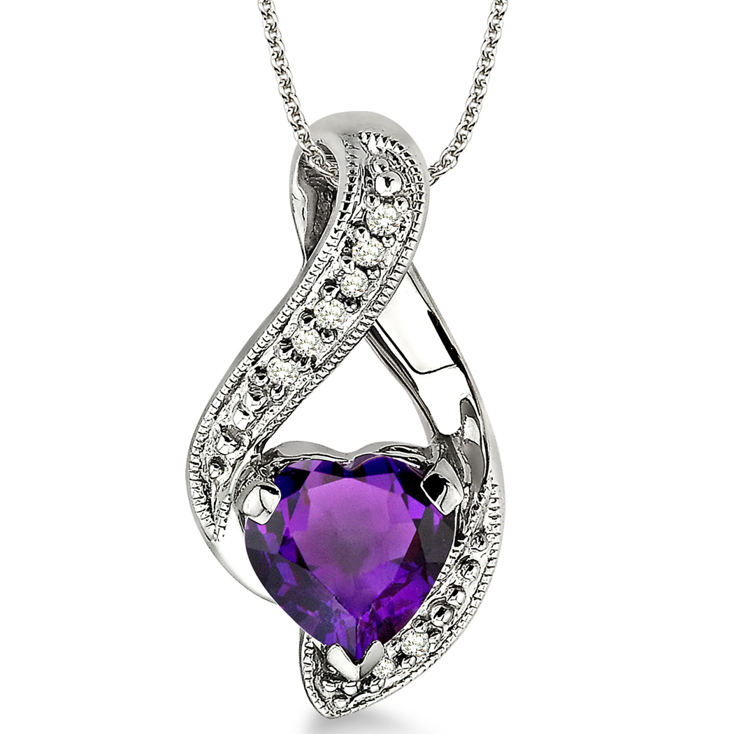 February Birthstone Amethyst Satterfield S Jewelry