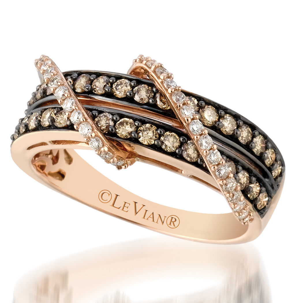 Le Vian Gold Chocolate Ring