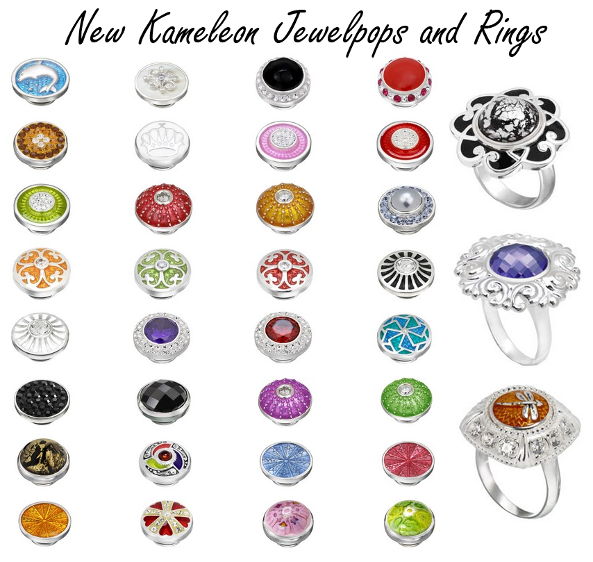 New Kameleon Jewelpops!