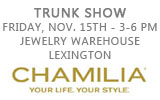 Save the Date! Chamilia Trunk Show, Nov. 15
