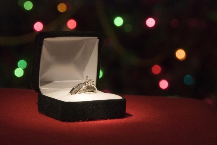 Christmas-Engagement