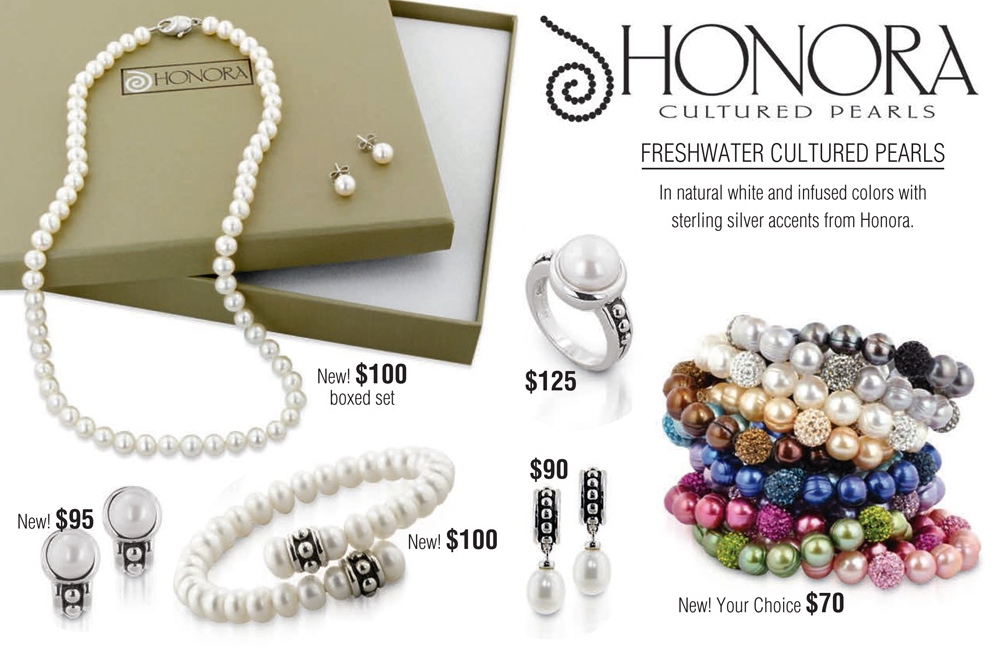 Honora Pearls Satterfield S Jewelry Warehouse Blog