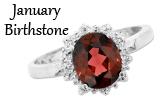 January Birthstone –Garnet