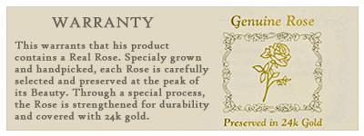 rosewarranty