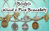 Special on Wind and Fire Bracelets