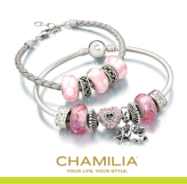 Chamilia Valentine's Collection - available in stores.