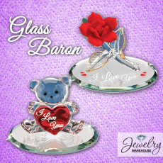 Glass Baron! We have several styles available. See them in stores.