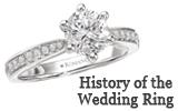 Origin of the WeddingRing
