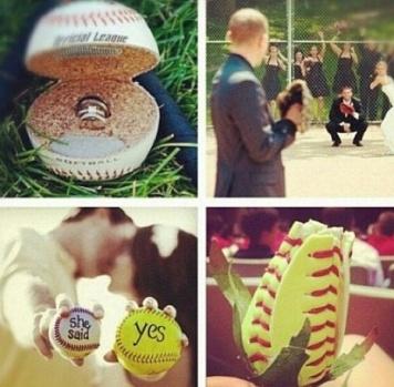 1. Baseball and Softball Proposal!