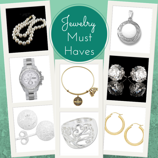 Must haves for women in Jewelry