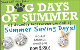 Summer Saving Days!
