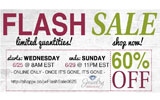 Another Flash Sale on FossilWatches!