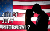 Planning a 4th of July Proposal?