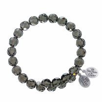 Black Diamond Crystal Bracelet $34