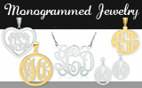 New Monogrammed Jewelry
