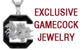 Exclusive Gamecock Jewelry