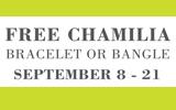 Chamilia Promo startssoon!