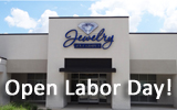 Yes, we are open today, Labor Day!
