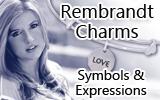 Rembrandt Charms – Symbols &Expressions