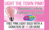 Light the Town Pink!