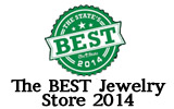THANK YOU Columbia for voting us as the BEST Jewelry Store!
