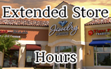 Extended Store Hours this Weekend!