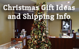 Christmas Shipping and Store HoursInformation