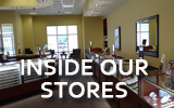 Inside our stores