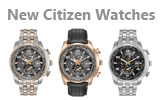 New Citizen Watches – Now Online!