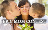 WIN a Diamond Pendant! Enter our Epic Mom Contest!