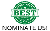 Nominate us for The Best of Columbia2015!