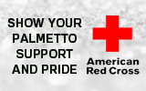 Purchase a Palmetto Pendant and $20 will go to RedCross