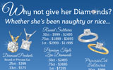 Why not give her Diamonds?